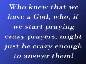 crazyprayer